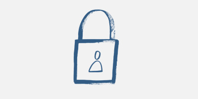 An illustration of a padlock
