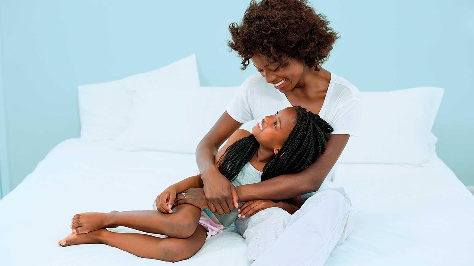 Tipps für das Gespräch über die Rasur mit deiner Tochter