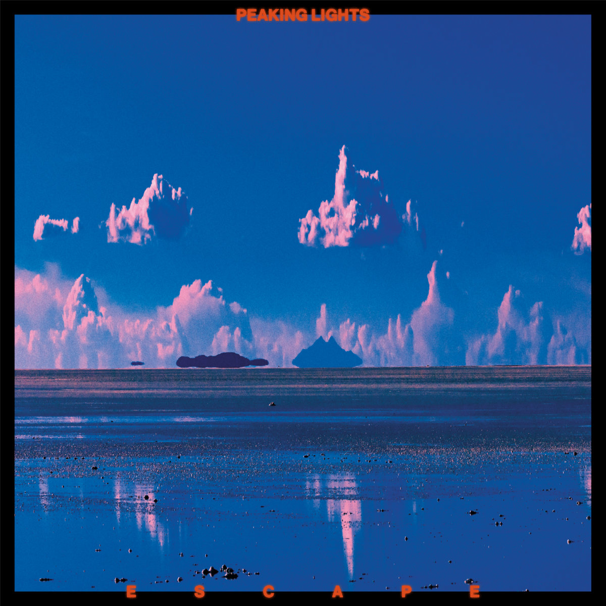 Peaking Lights cover image