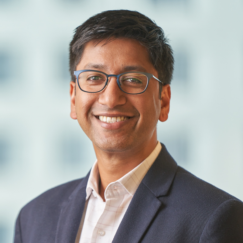 Gaurav Singal, MD, Chief Data Officer