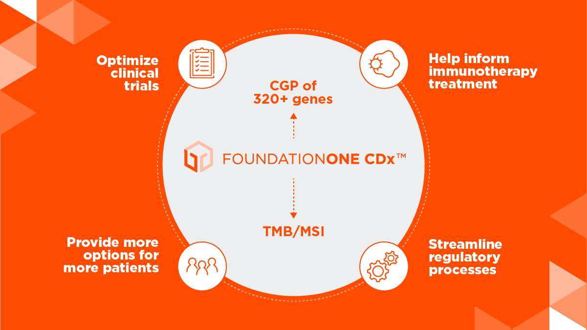 Tumor Mutational Burden (TMB) | Foundation Medicine