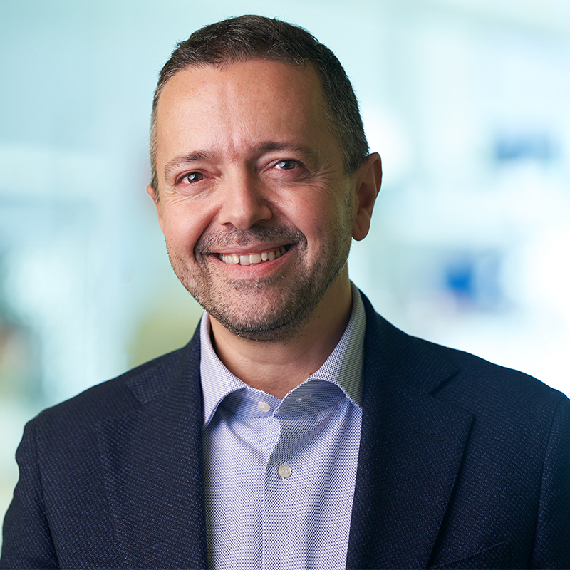Miro Venturi, Senior Vice President, Head of Biopharma