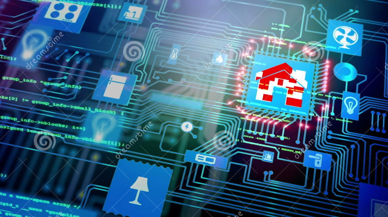 Cyber security attack smart home