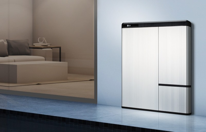 LG Residential Battery