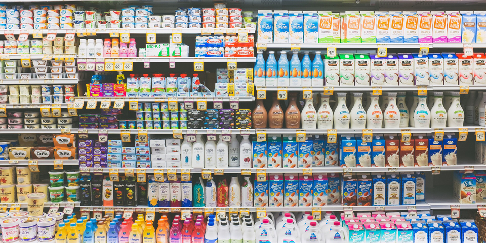 What a Grocery Store and your Web Product Should Have in Common