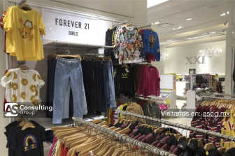 FOREVER 21 REGRESA AL MERCADO MEXICANO