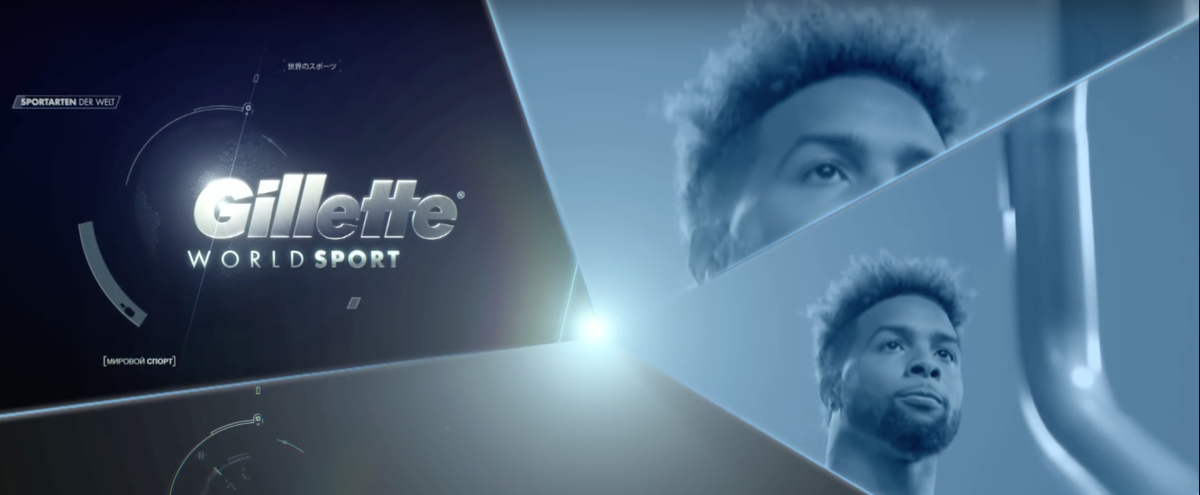 GILLETTE: EL GIGANTE DEL MARKETING DEPORTIVO