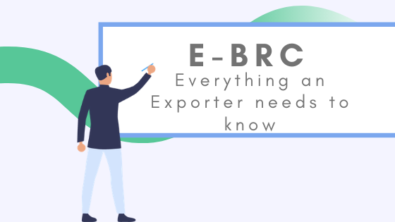 eBRC - Everything an Exporter needs to know