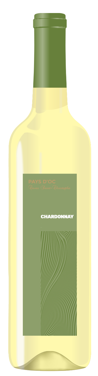 Caves Saint-Christophe 'Chardonnay'