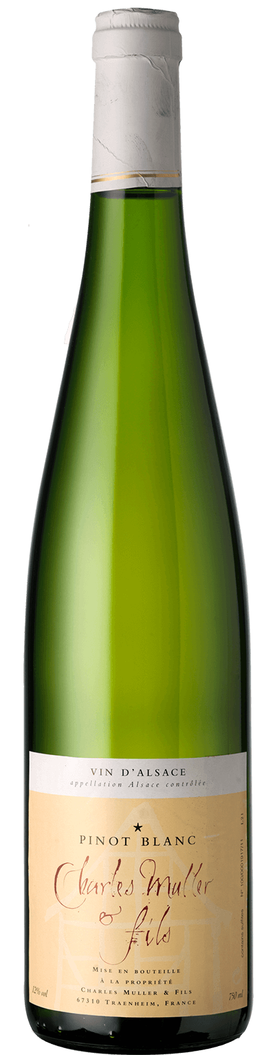 Pinot Blanc a.c. Charles Muller et fils