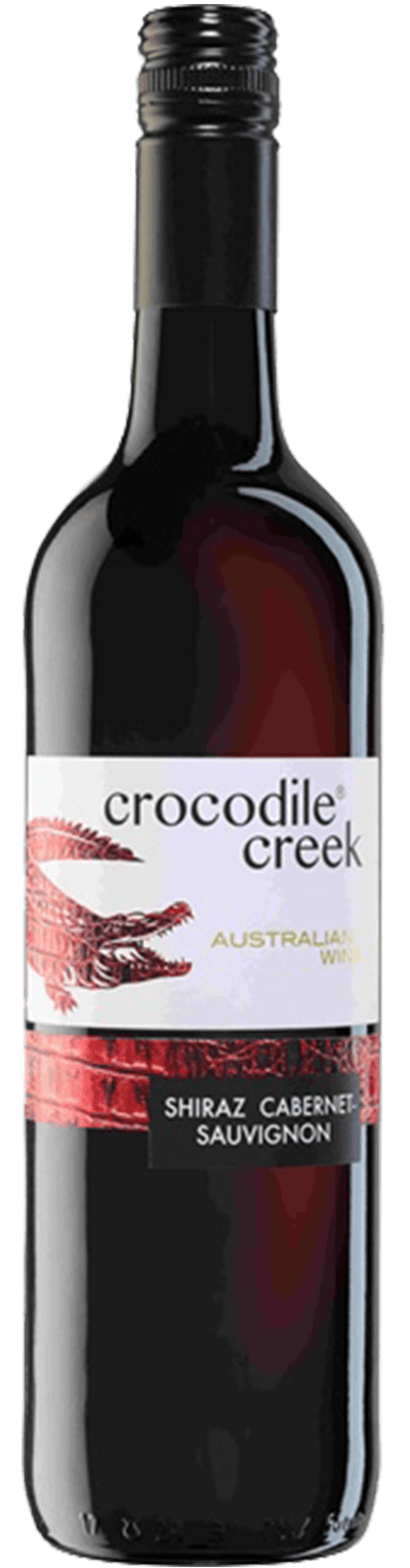 Crocodile Creek Shiraz/Cabernet sauvignon