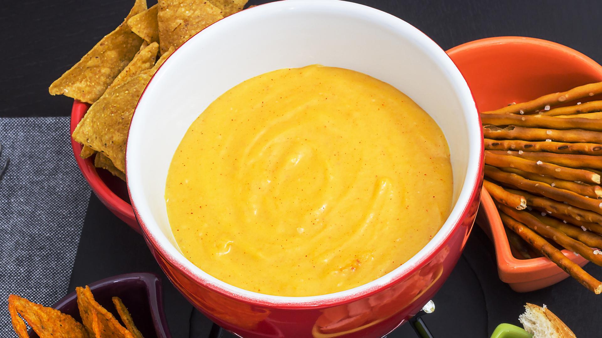 Cheddar Mustard Sauce