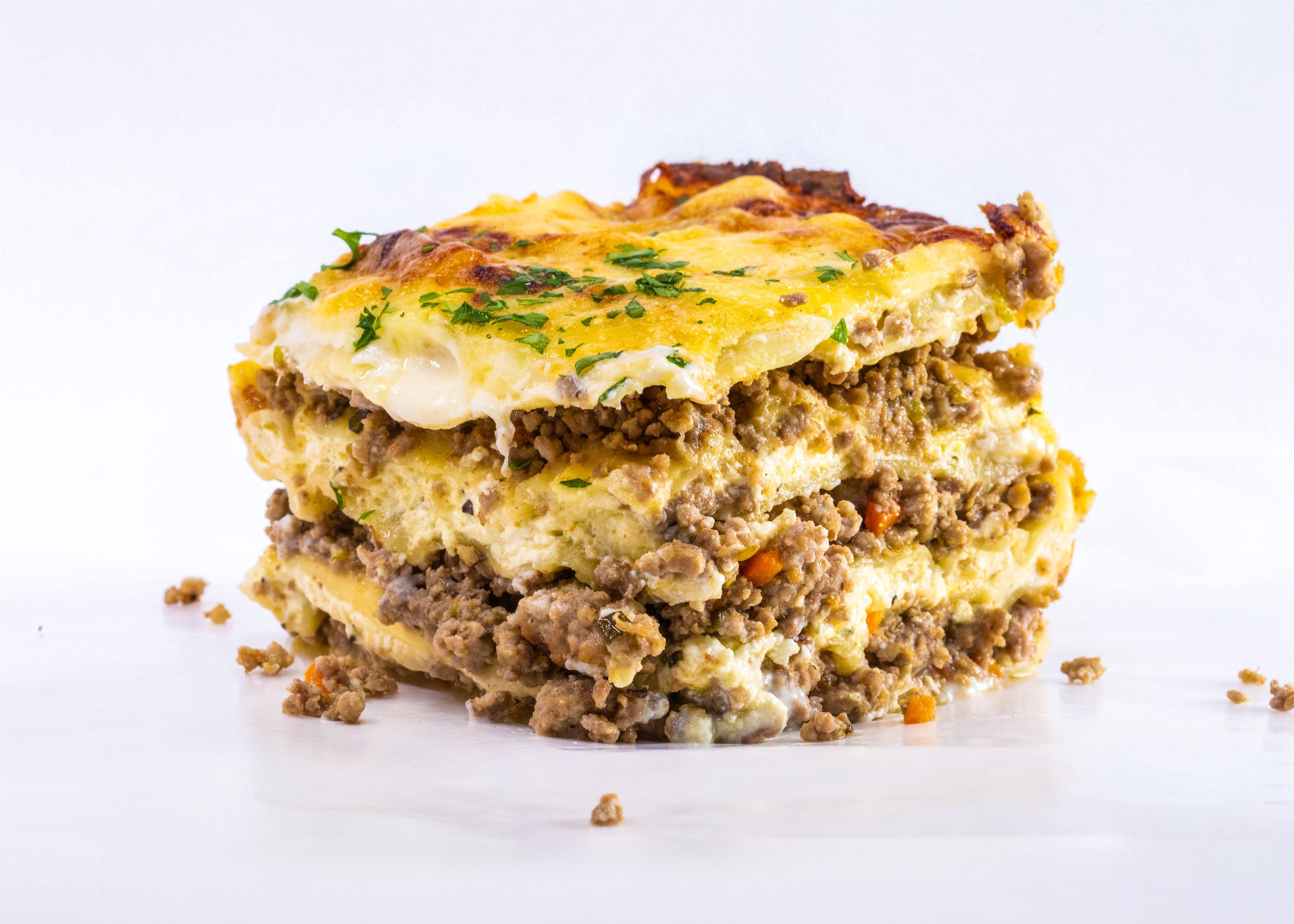 Rachael's White Bolognese Lasagna