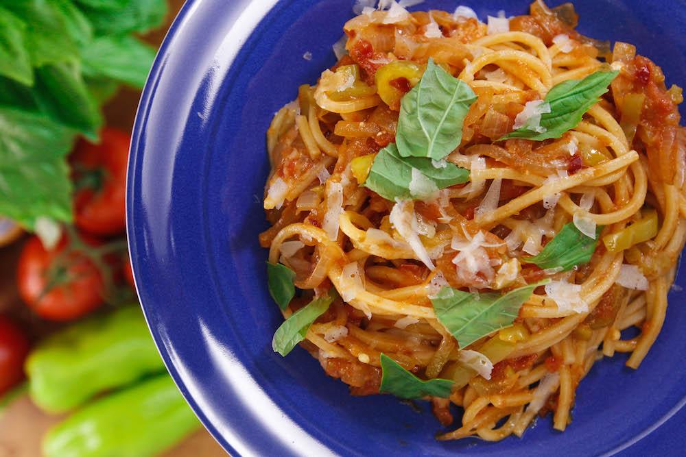 Rachael Spaghetti