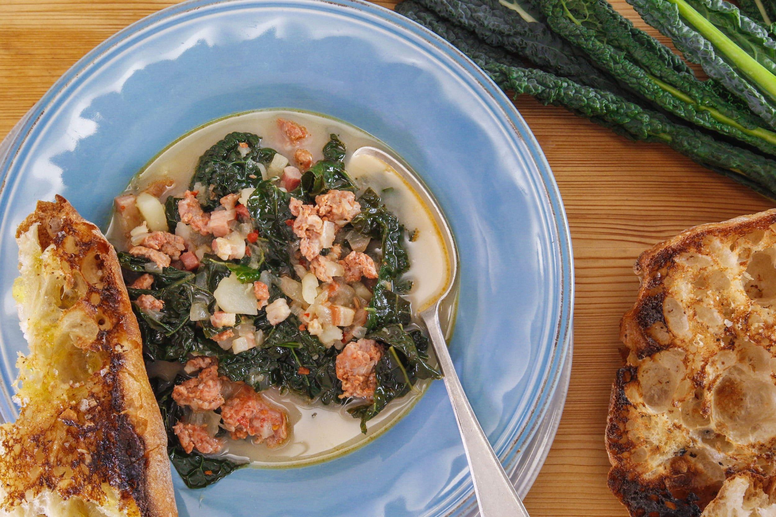 Rachael's Tuscan Soup
