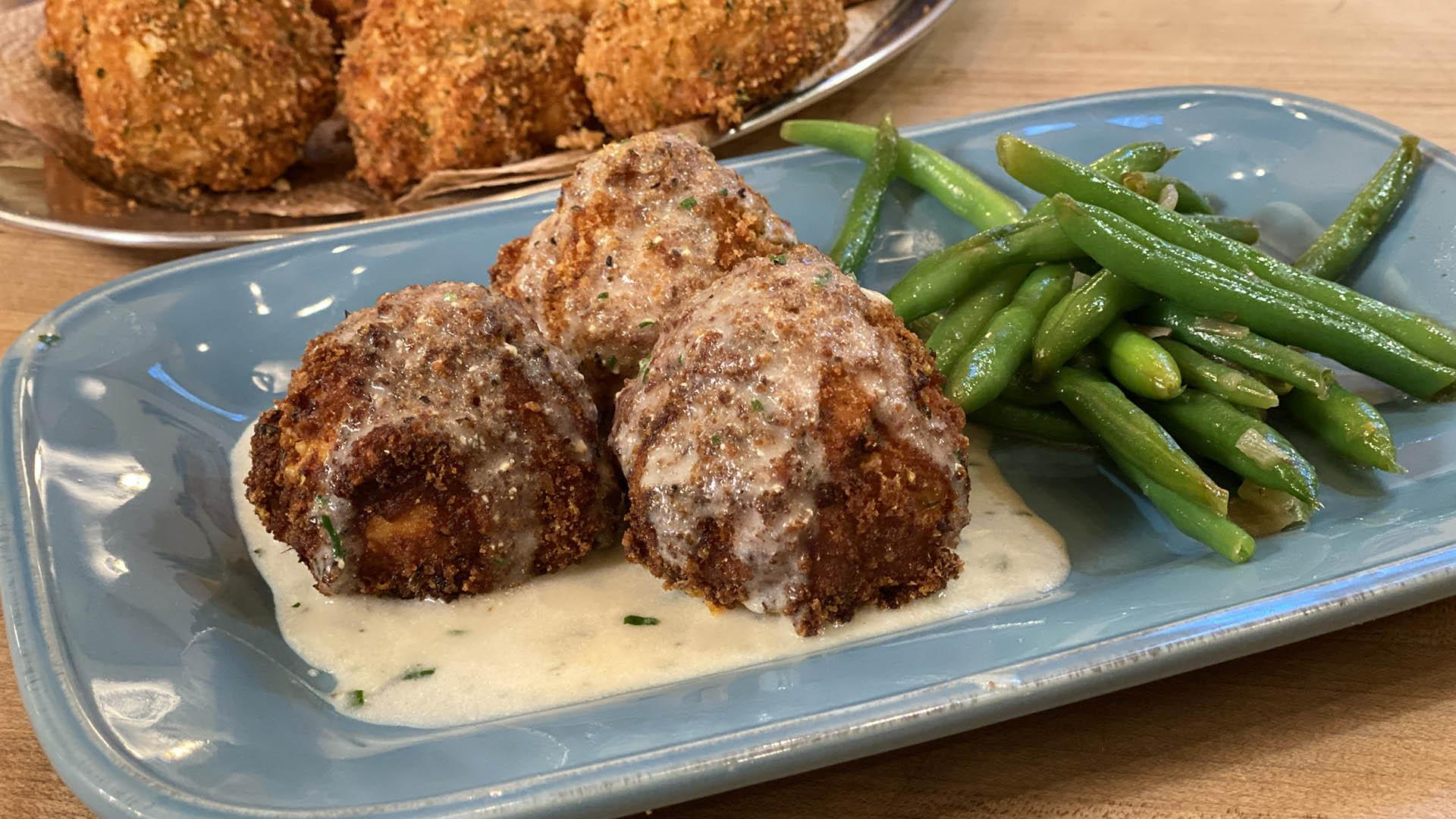 Ria's Chicken Croquettes