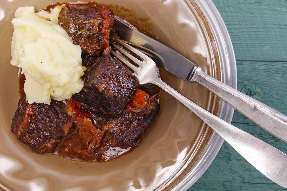 Beef Cacciatore