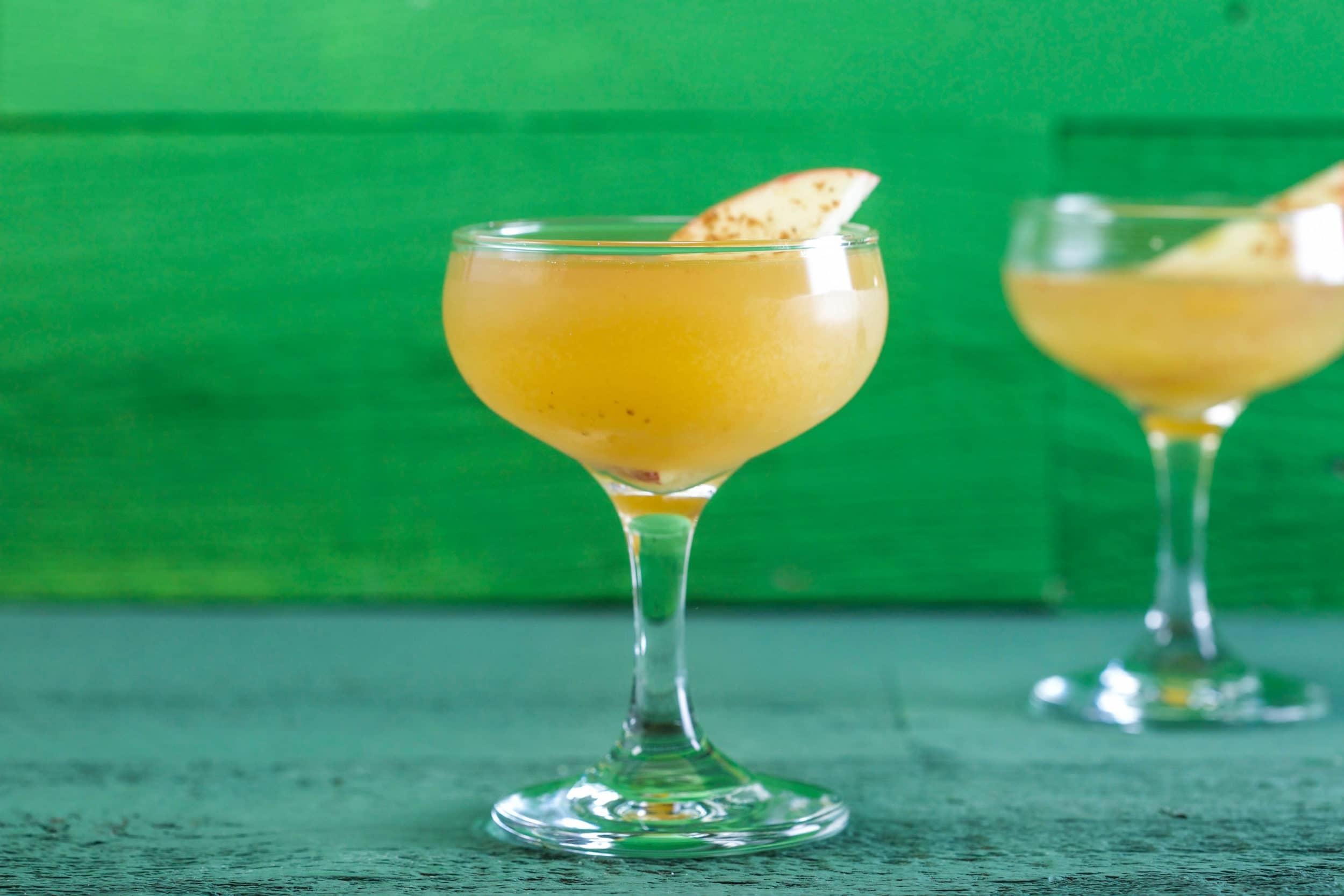 Applesauce Whiskey Sour