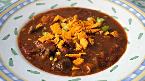 Fat Tuesday Chili