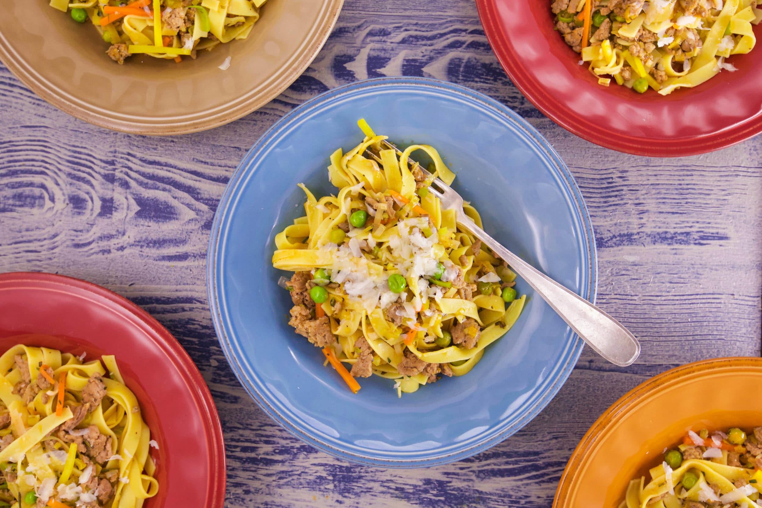 Chicken Ragu with Veggies