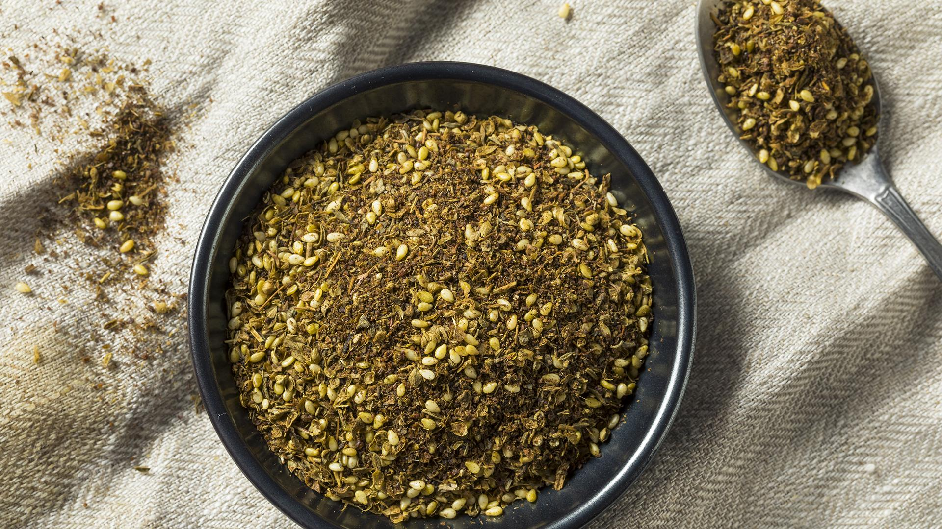 Za'atar Middle Eastern Spice Blend