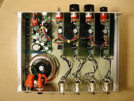 Hardware Blog: SC-1 Mic Preamp Kit - Octopart