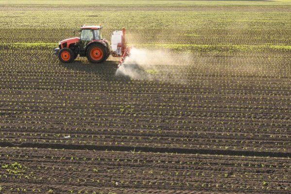 Corn Crop Sprayer