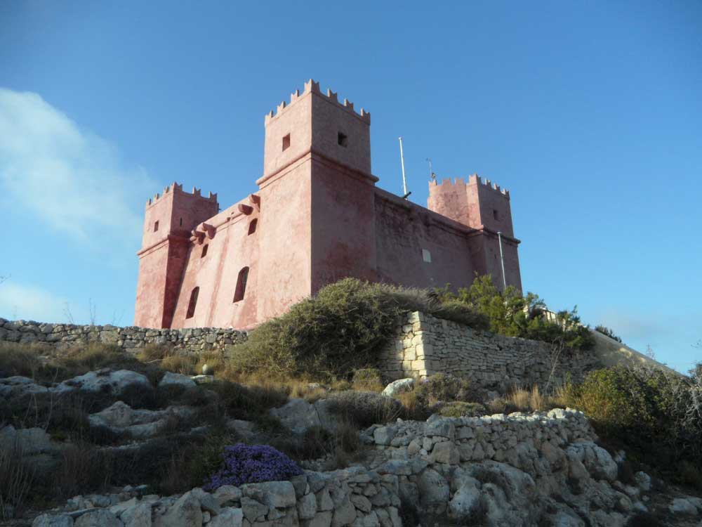 Red Tower, Mellieha