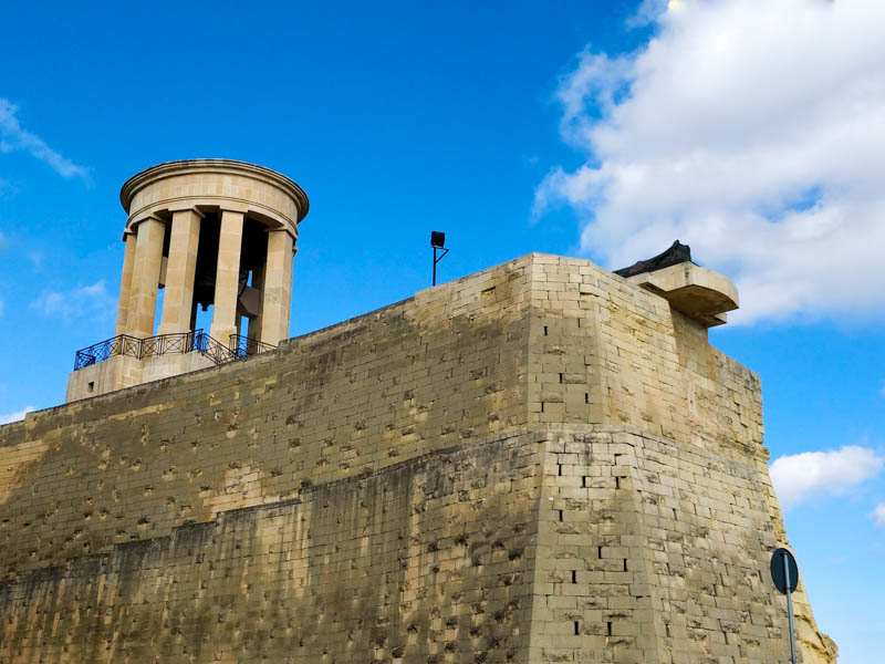 Malta Shoreline Excursions (Malta Private Tours) - Valletta Great Siege Bell