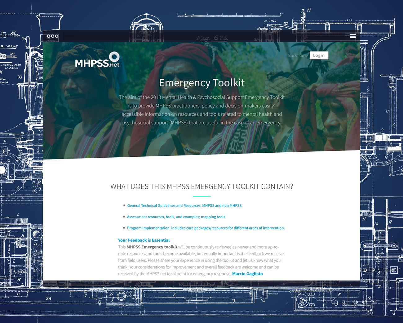 MHPSS - emergency toolkit