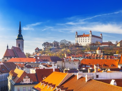 See the sights of Bratislava