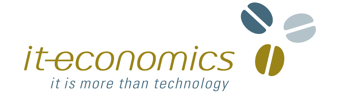 Logo it-economics GmbH