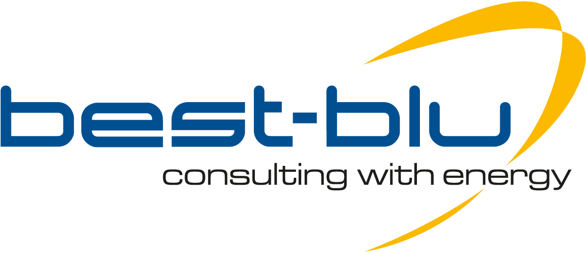 Logo best-blu consulting with energy GmbH