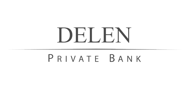 Logo Delen Private Bank