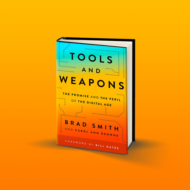Brad Smith Book promotional photo over yellow background