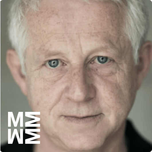 Headshot of Richard Curtis, the co-founder of Make My Money Matter