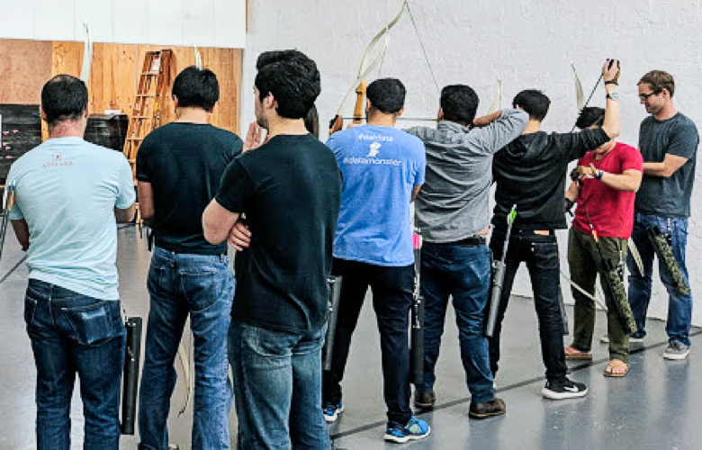 Product team archery
