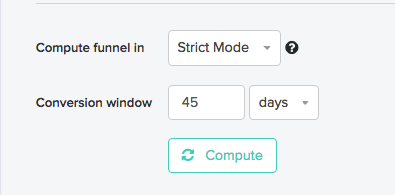 45 day conversion window