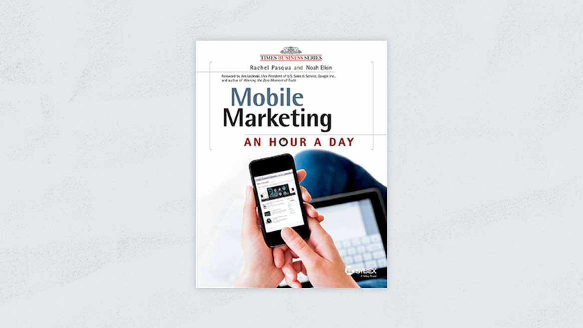 Mobile Marketing: An Hour a Day