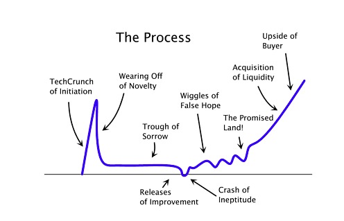 Startup Curve