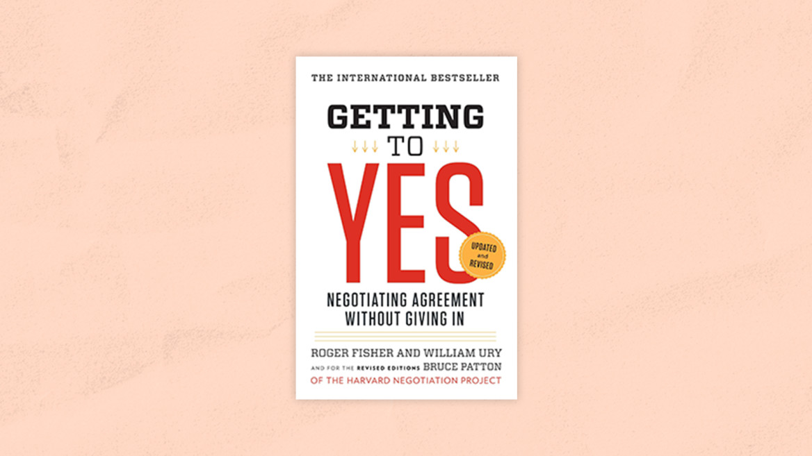 Best Product Management Books | Getting to Yes