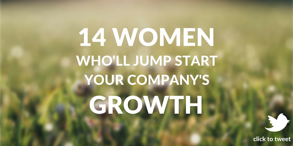 Top Women in Growth \(1\)