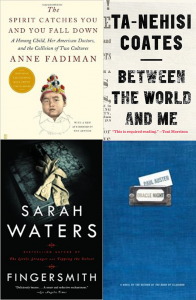 Our last 4 picks for Amplitude book club.