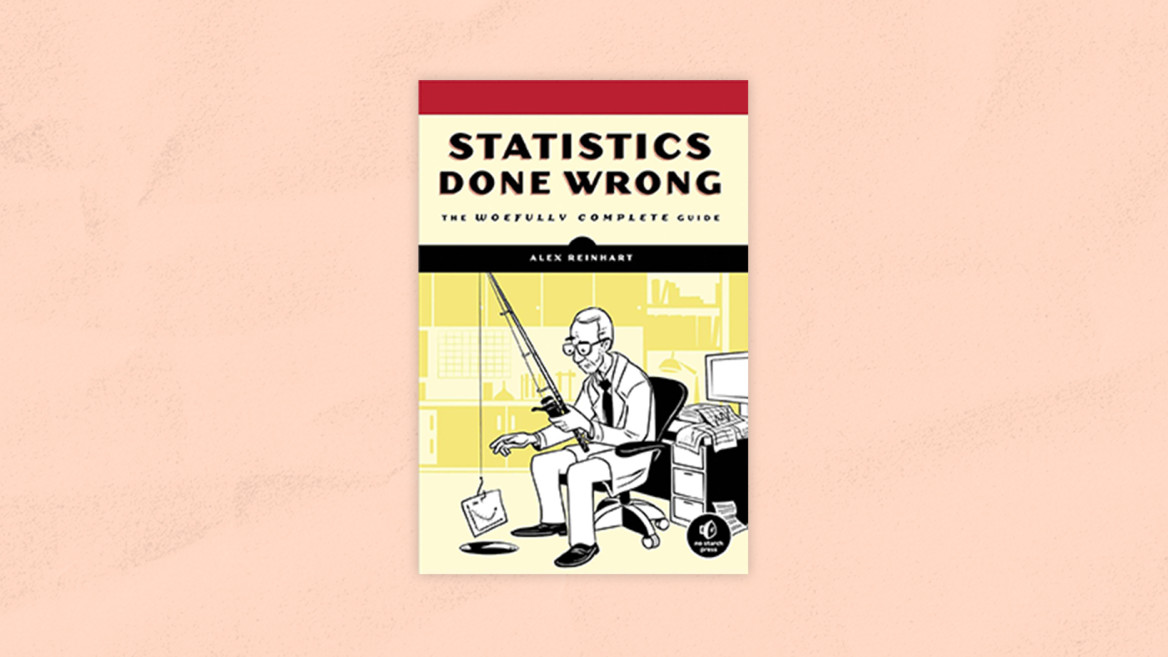 Best Product Management Books | Statistics Done Wrong