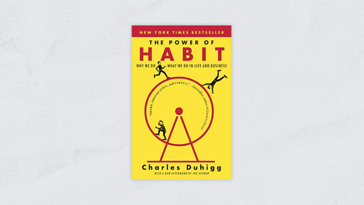 Best Product Management Books | The Power of Habbit: Why We Do What We Do in Life and Business