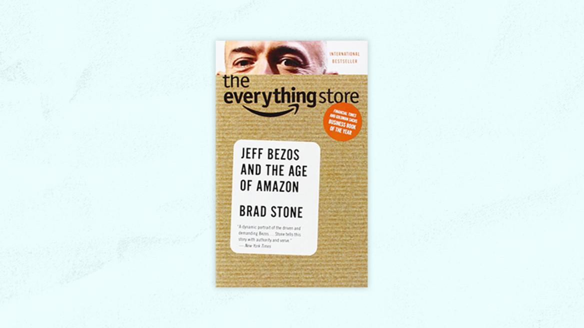 Best Product Management Books | The Everything Store: Jeff Bezos and the Age of Amazon