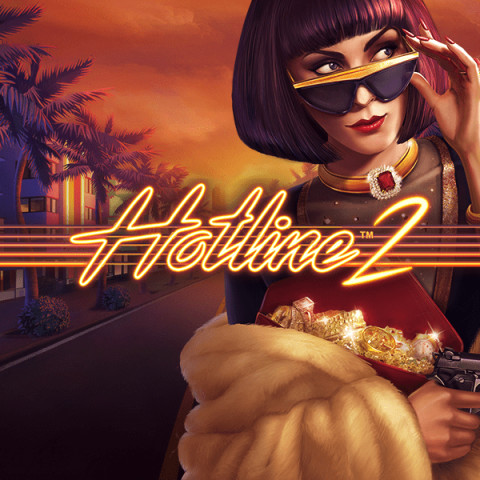 Hotline 2 Slot by NetEnt • Casinolytics