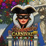 Thumbnail image for Casino Game Harlequin Carnival by Nolimit City