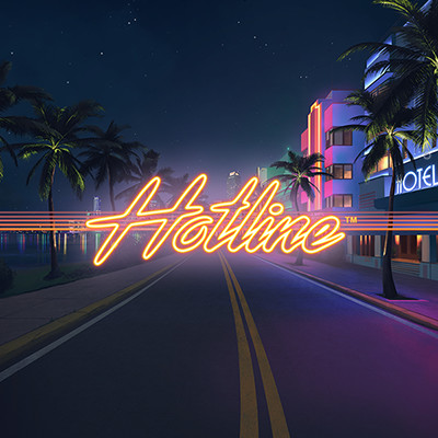 Hotline by NetEnt • Casinolytics