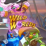 Thumbnail image for Casino Game Wild Worlds by NetEnt
